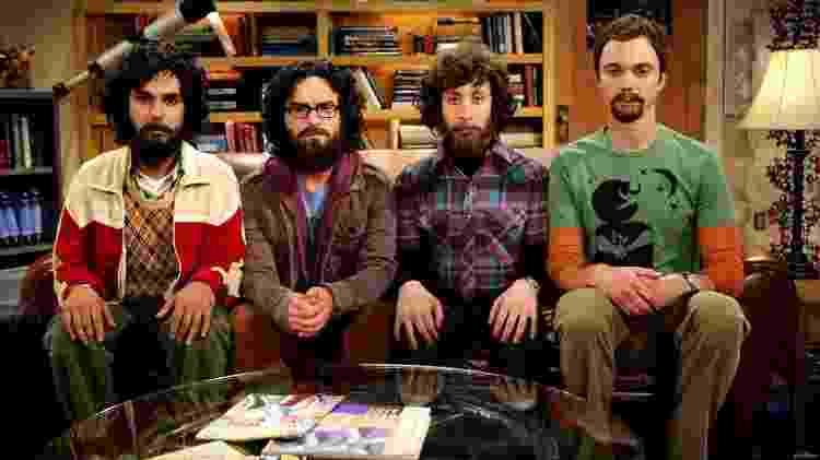 """Os personagens de """"The Big Bang Theory"""" - Divulgação"""