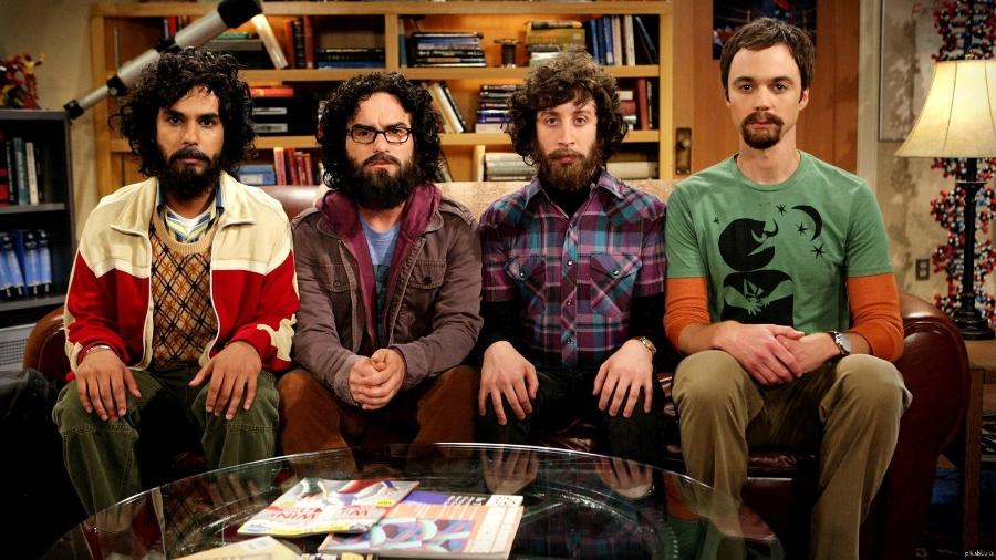 "Os personagens de ""The Big Bang Theory"" - Divulgação"
