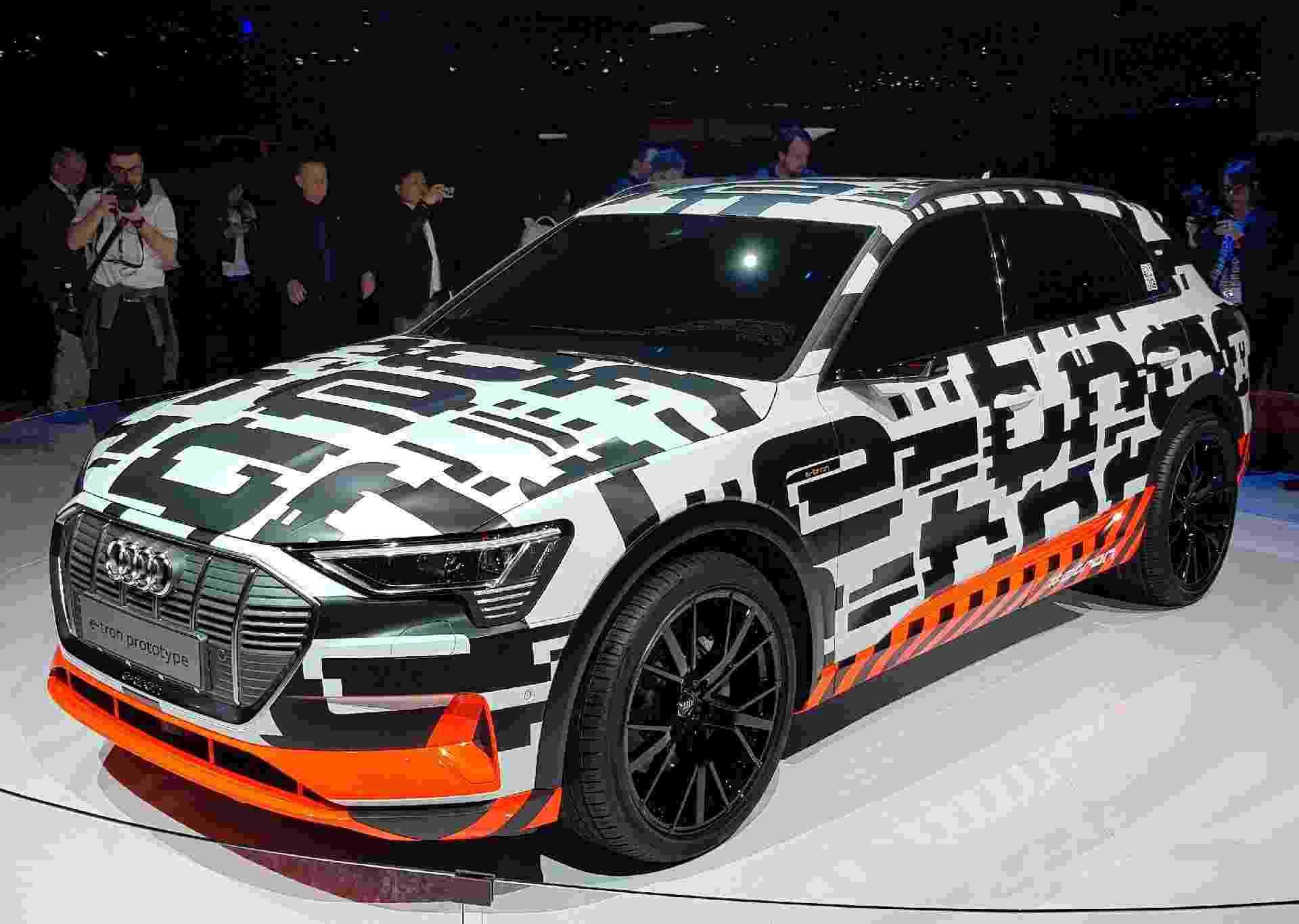 Audi e-tron Concept - Eugênio Augusto Brito/UOL