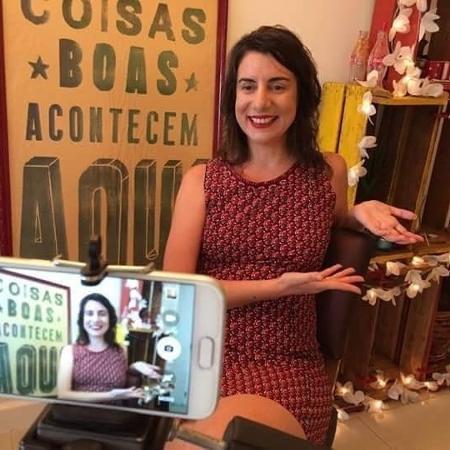 A psicóloga Yara Nico, que atende brasileiros vivendo no exterior - Arquivo pessoal
