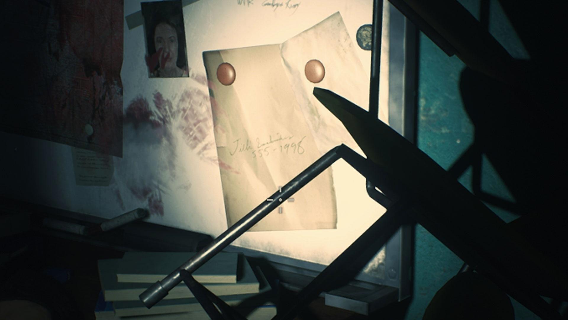 """- reproducaogamehall 1549460722205 v2 1920x1 - 10 'easter eggs' de """"Resident Evil 2"""" que você talvez não tenha percebido"""