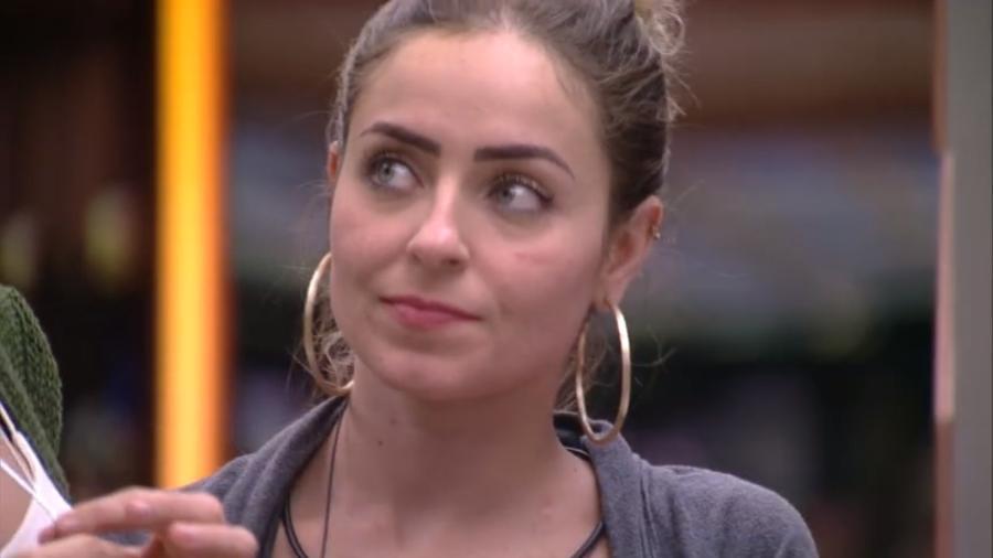 Paula critica discurso de Maycon - Reprodução/GloboPlay