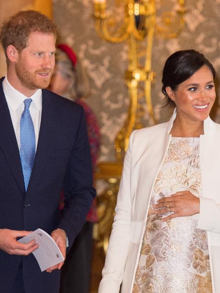 Príncipe Harry e Meghan, a duquesa de Sussex - Getty Images