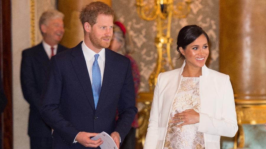 O duque e a duquesa de Sussex têm uma nova líder de comunicação - Getty Images