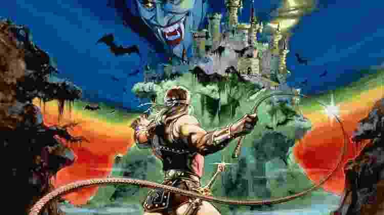 """Será que a Konami pode trazer novidades de séries como """"Castlevania"""" na E3 2019?  - Reprodução"""