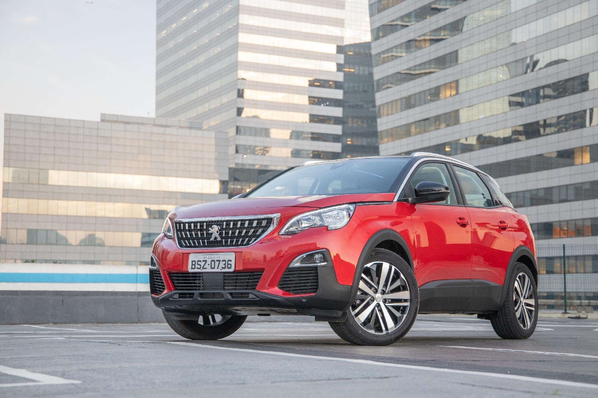 Peugeot 3008 Allure Tem Design E Conteudo A Preco De Suv Compacto Completo