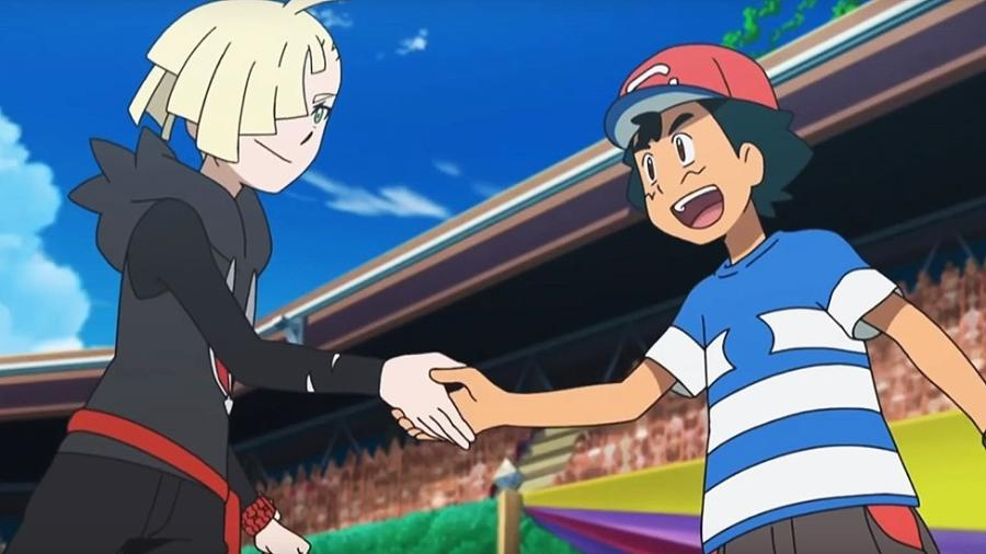 Ash venceu a Liga Pokémon de Alola no episódio mais recente do anime - The Pokemon Company International
