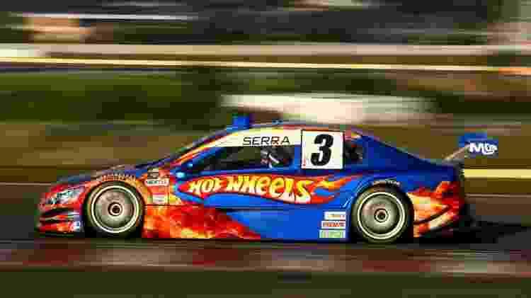 Marca patrocinou equipe de Stock Car em 2009 - Divulgação