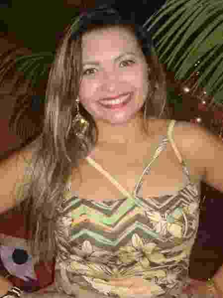 O corpo de Noélia (foto) foi encontrado em uma estrada de terra em Brasília; polícia mudou a investigação para suspeita de feminicídio  - Reprodução/Facebook