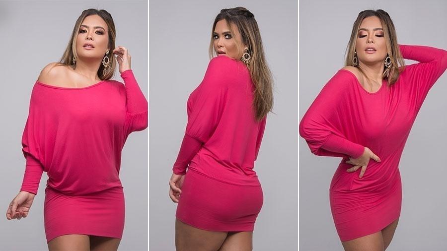 Geisy Arruda Usa Seu Vestido Rosa Após 10 Anos Ser Sexy é