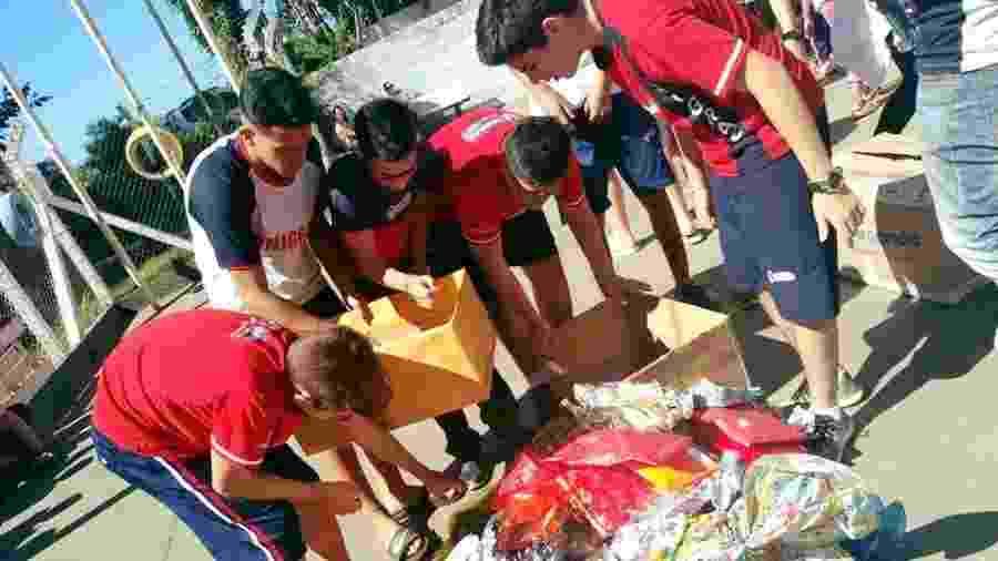 Arrecadação de brinquedos foi uma das ações do Dia de Doar realizada no ano passado; iniciativa acontece na próxima terça (3) - Divulgação/Dia de Doar
