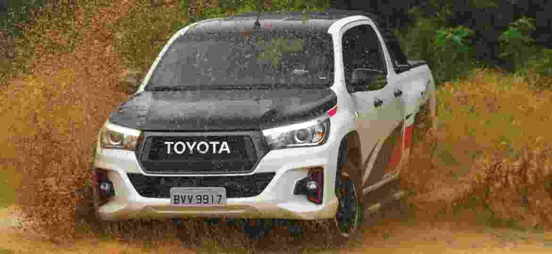 Toyota Hilux teve vendas surpreendentes no Brasil e na Argentina - Murilo Góes/UOL