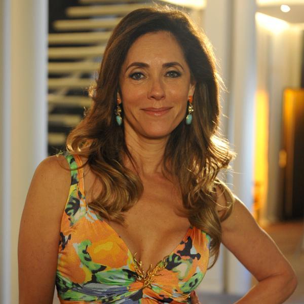 """Christiane Torloni participou da edição do Rock in Rio em 2011 e atuou em """"Fina Estampa"""""""