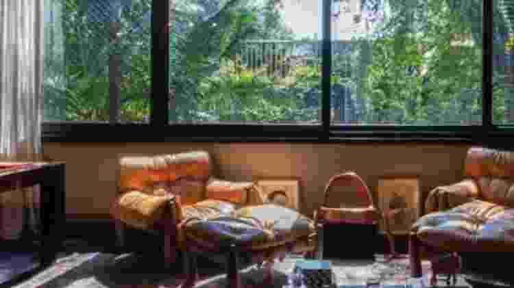 Apartamento de Giovanna Ewbank e Bruno Gagliasso em SP - Reprodução/Instagram - Reprodução/Instagram