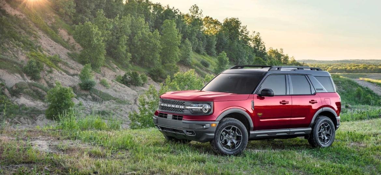 Bronco chega até abril na faixa de R$ 280 mil; concessionários Ford projetam queda de 80% no faturamento com linha 100% importada e aposentadoria de Ka, Ka Sedan e EcoSport - Divulgação