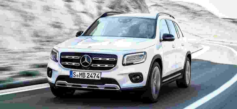 Mercedes-Benz GLB - Divulgação
