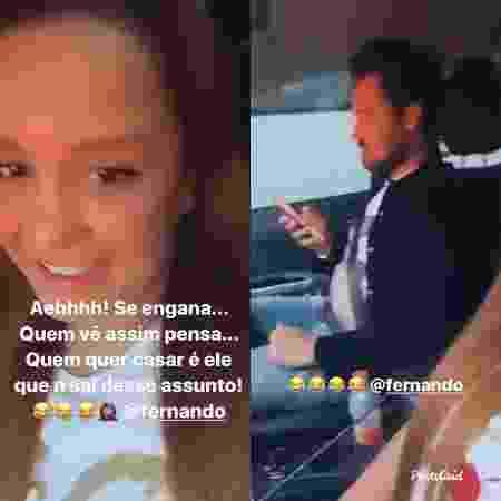 Maiara e Fernando Zor - Reprodução/Instagram - Reprodução/Instagram