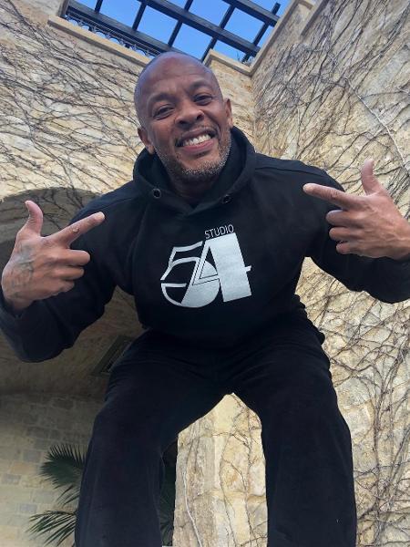 O rapper Dr. Dre - Reprodução/Instagram