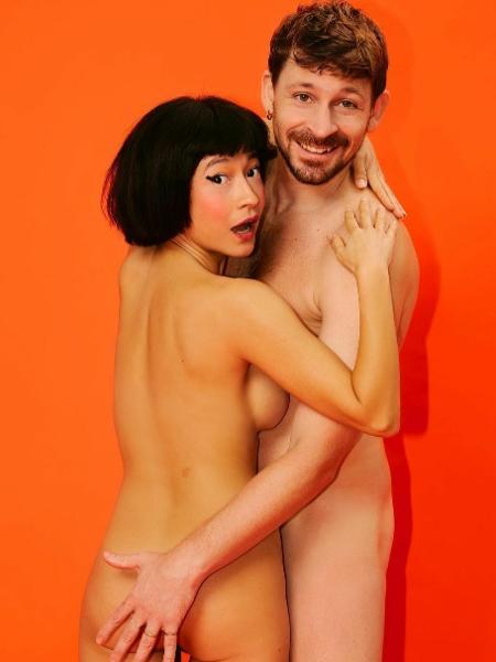 Kelly Kim e Adrien Gingold: humor do casal é parte da identidade da marca. - Reprodução/Instagram