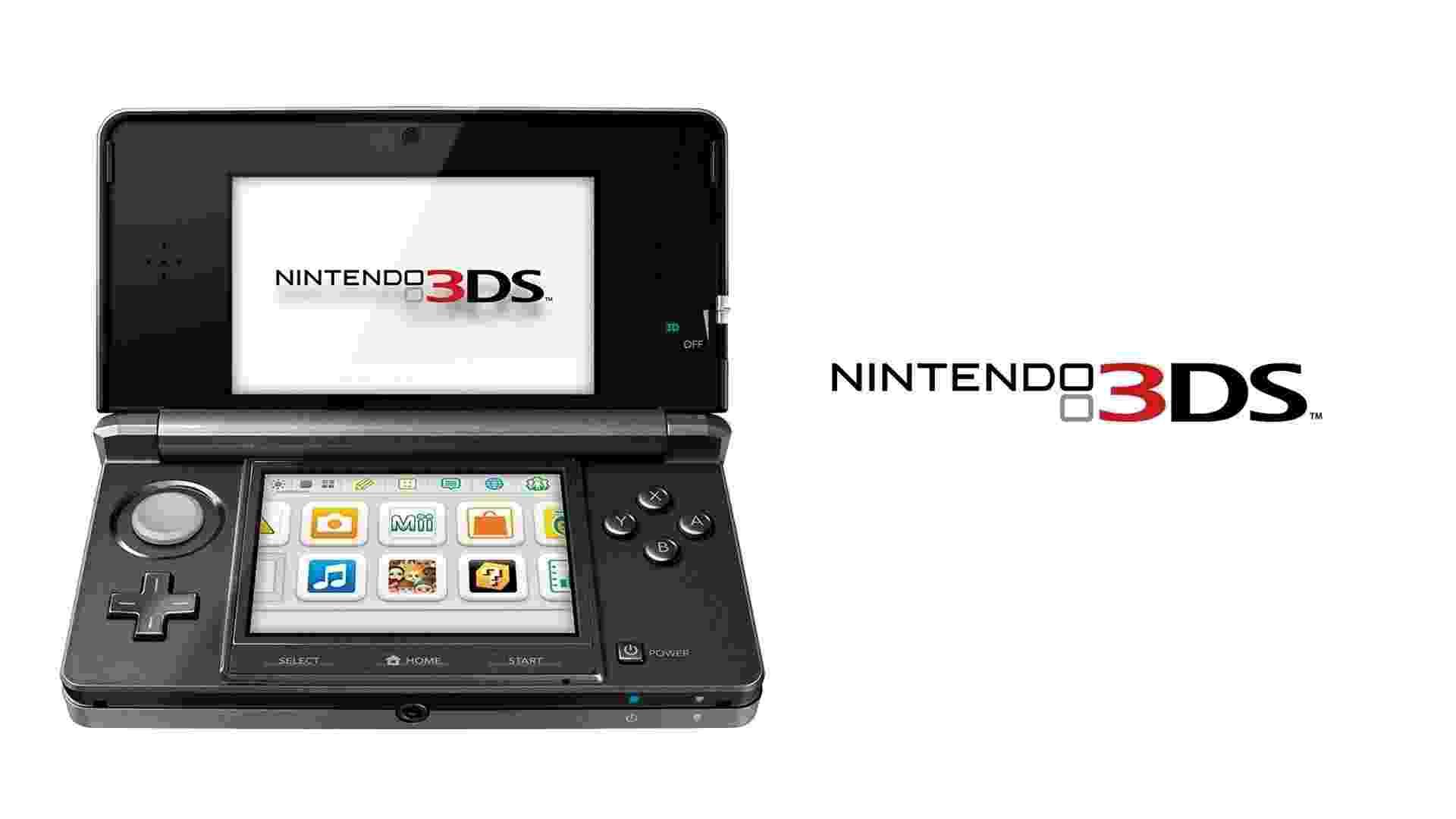 Nintendo 3DS - Reprodução