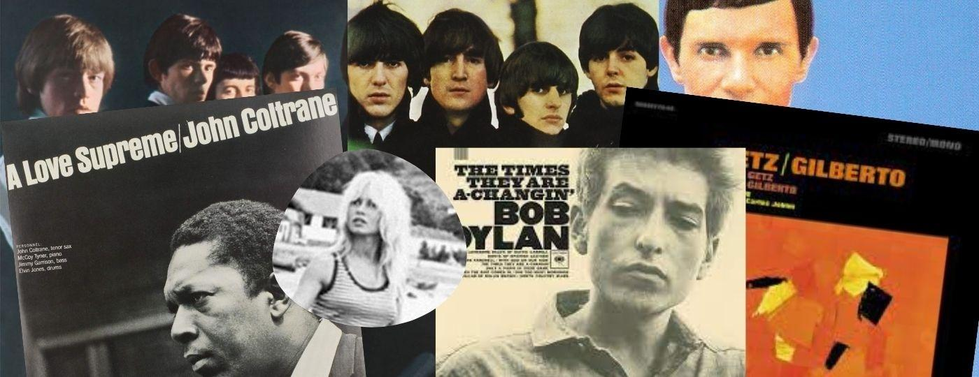 Discos de 1964 - Reprodução