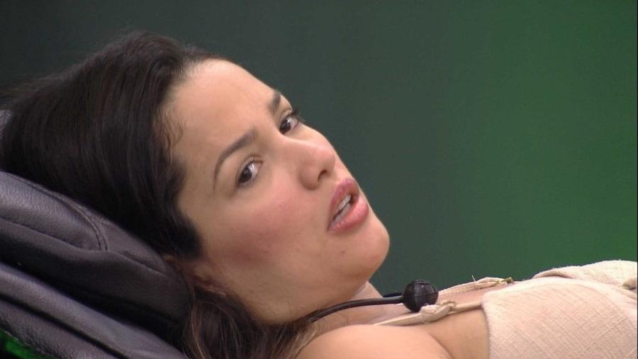 BBB 21: Juliette conversa com Camilla e João no almoço do anjo  - Reprodução/Globoplay