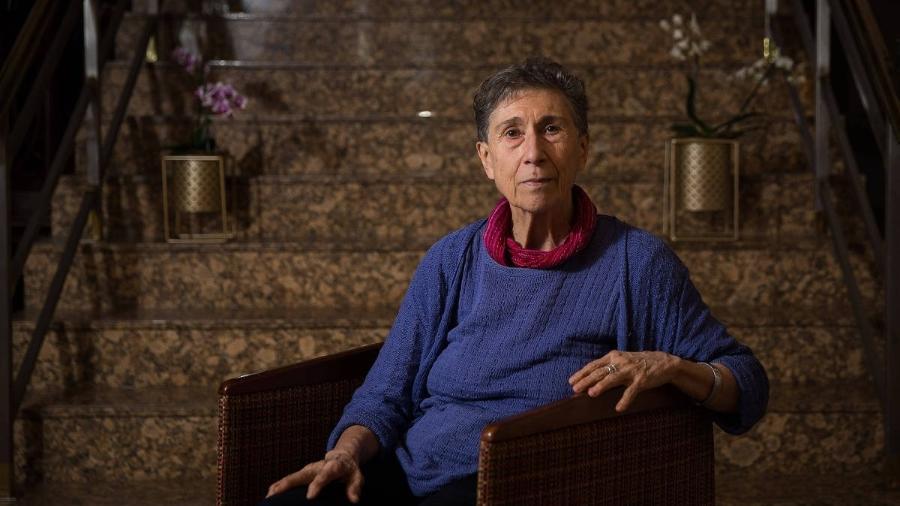 A filósofa Silvia Federici, 79, é uma das convidadas do Mulheres Pós 2020, evento que terá transmissão de Universa - Zanone Fraissat -14.out.2019/Folhapress