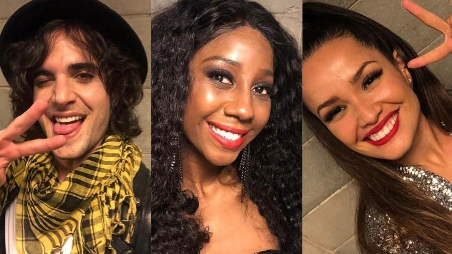 BBB 21: Finalistas tiram primeira selfie fora da casa - Reprodução/Instagram