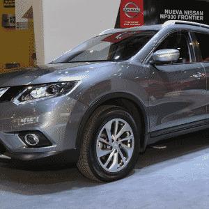Nissan X-Trail 4WD - Murilo Góes/UOL