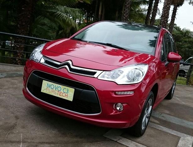 C3 ganha motor 1.2 para ser um dos carros com menor custo de utilização do mercado brasileiro; meta é deixar para trás imagem negativa em pós-venda - Murilo Góes/UOL