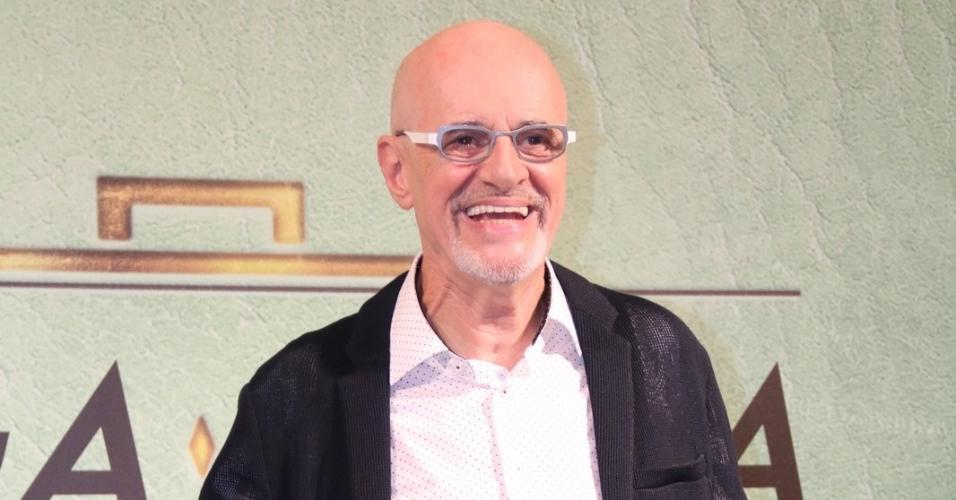 Resultado de imagem para o ator Marcos Caruso novela pega pega