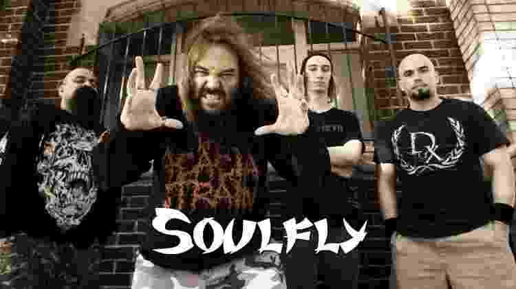 A banda Soufly - Divulgação - Divulgação