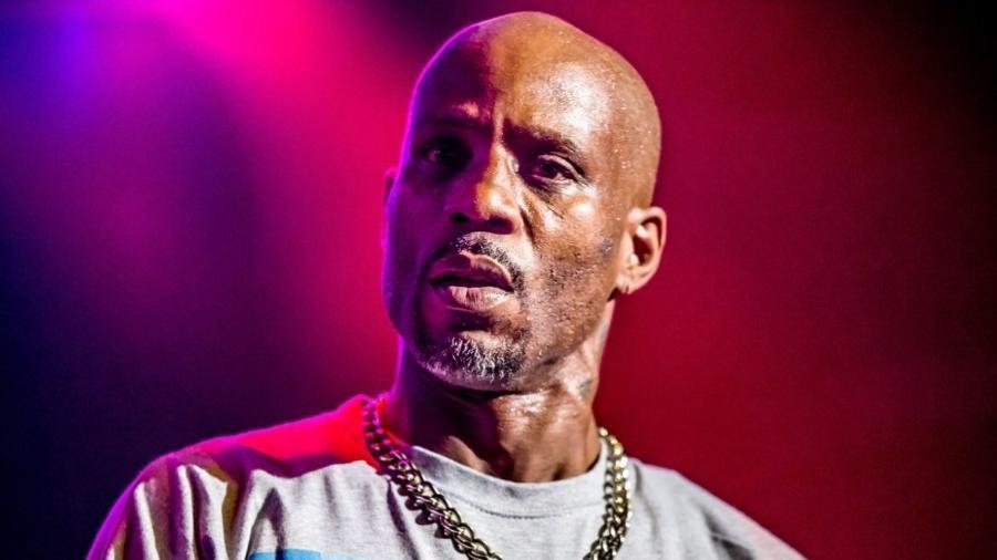 Rapper DMX - Divulgação