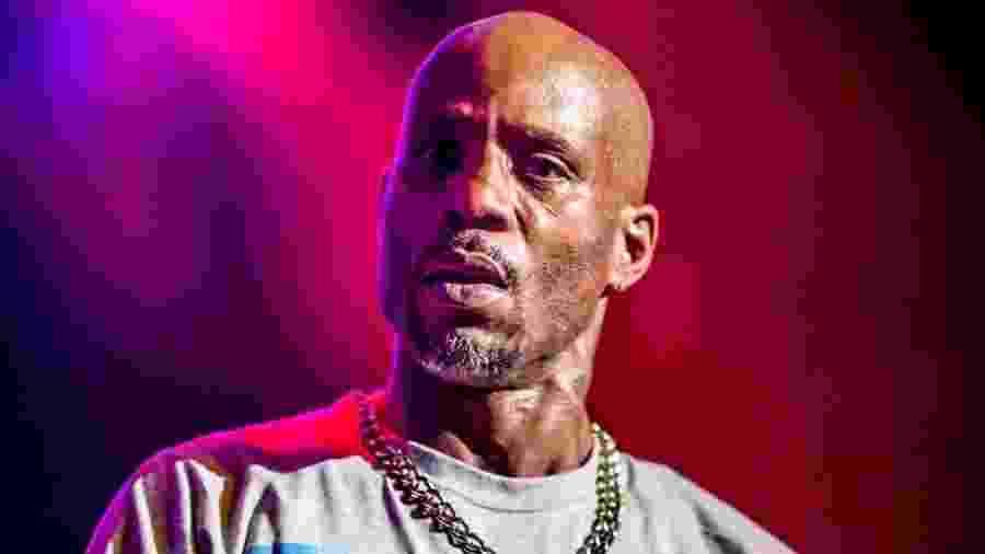 O Rapper DMX - Divulgação