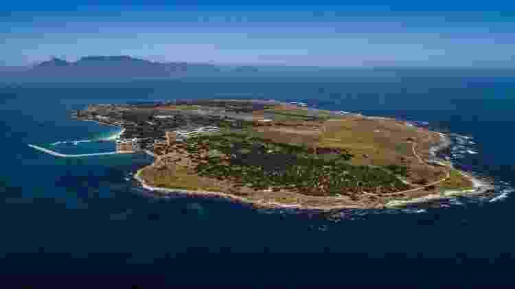 Ilha de Robben, África do Sul - South African Tourism/Divulgação - South African Tourism/Divulgação