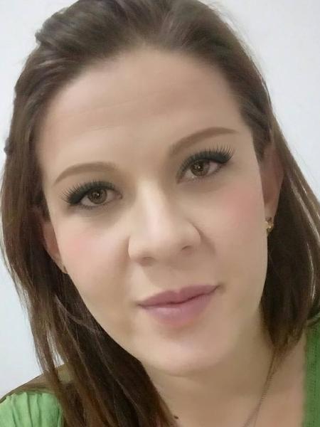 Hannah foi presa pela primeira vez quando era adolescente - Arquivo pessoal