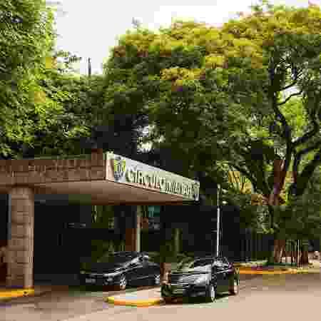 Clube do Círculo Militar, onde vai ocorrer o bazar da Anac - Eduardo Knapp/Folhapress