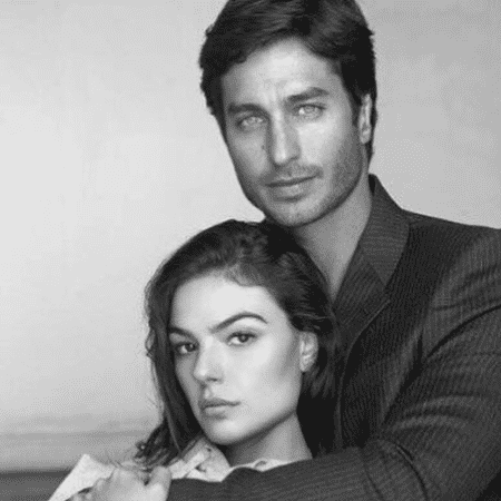 Isis Valverde e André Resende voltaram a namorar - Reprodução/Instagram/andreresende1