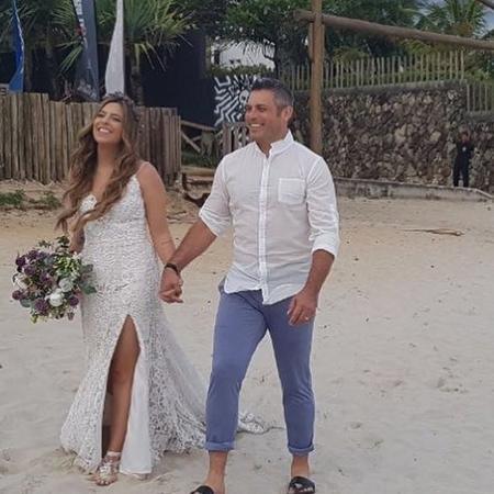 Luigi Baricelli casa a filha em Maresias, litoral norte de SP - Reprodução/Instagram