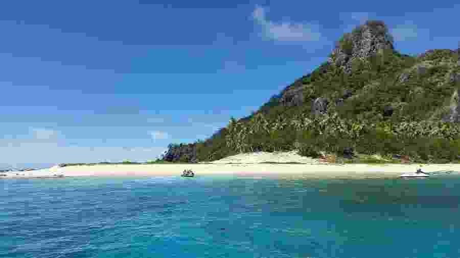 Ilha de Monuriki, em Fiji - KhufuOsiris/creativecommons.org/licenses/by-sa/4.0/deed.en