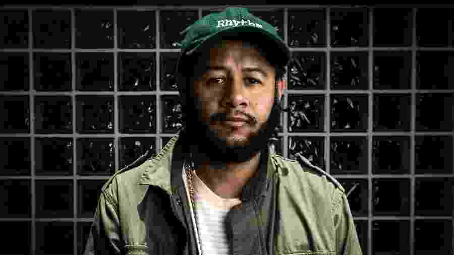 O rapper Emicida vai lançar um novo DVD ao vivo - Bruno Santos/Folhapress