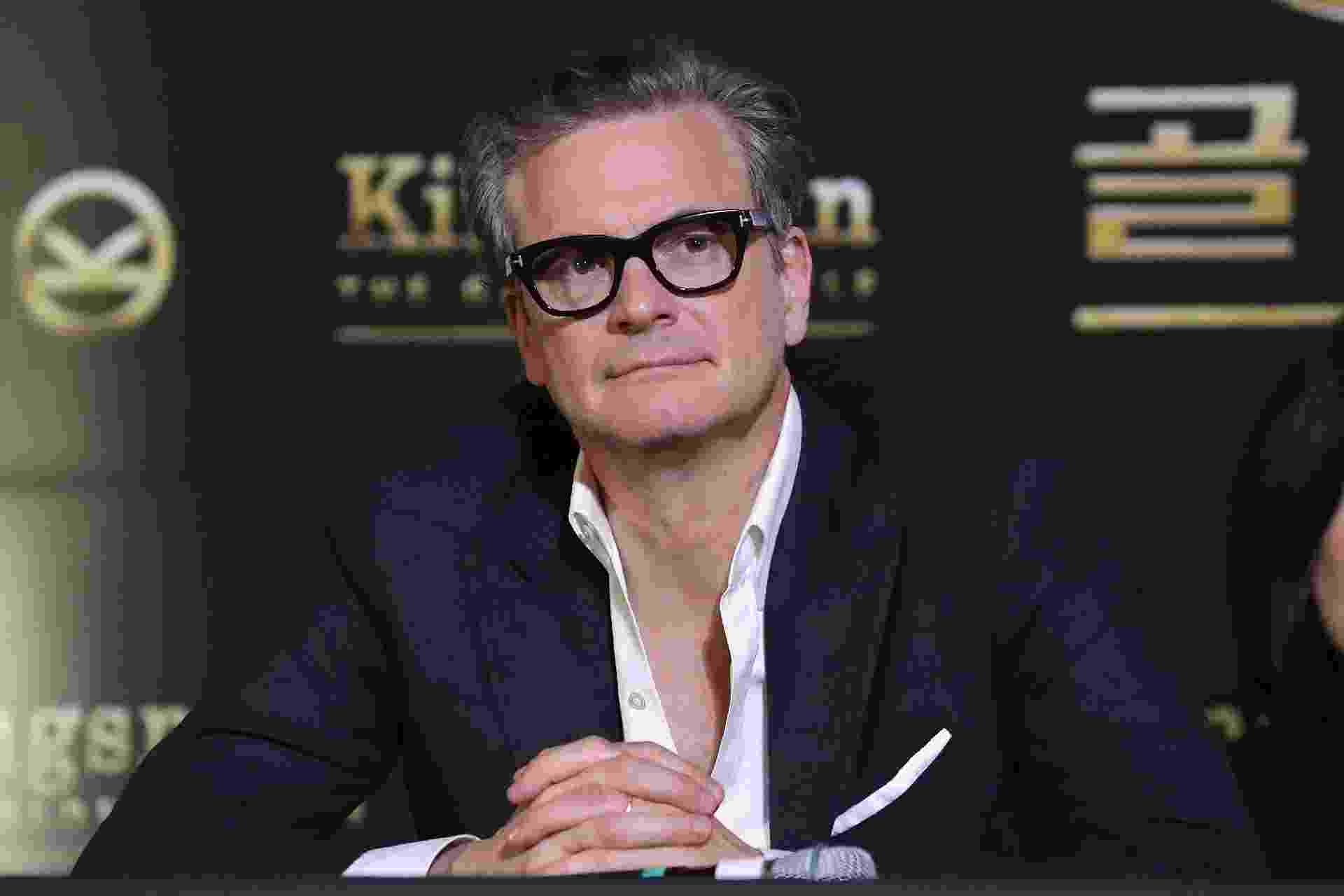 Colin Firth - Getty Images