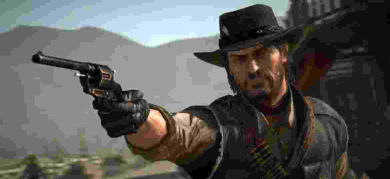 Red Dead Redemption - Reprodução