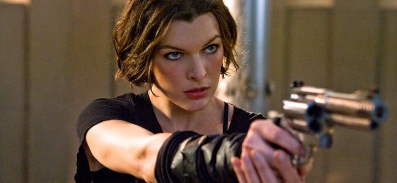 """Milla Jovovich em """"Resident Evil 4: Recomeço"""" - Divulgação/Screen Gems"""