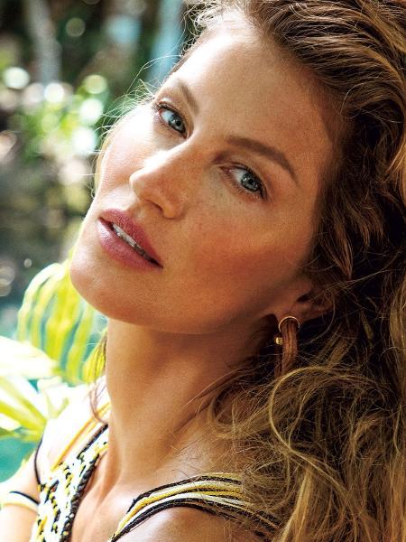 Gisele Bündchen - Divulgação/Vogue America