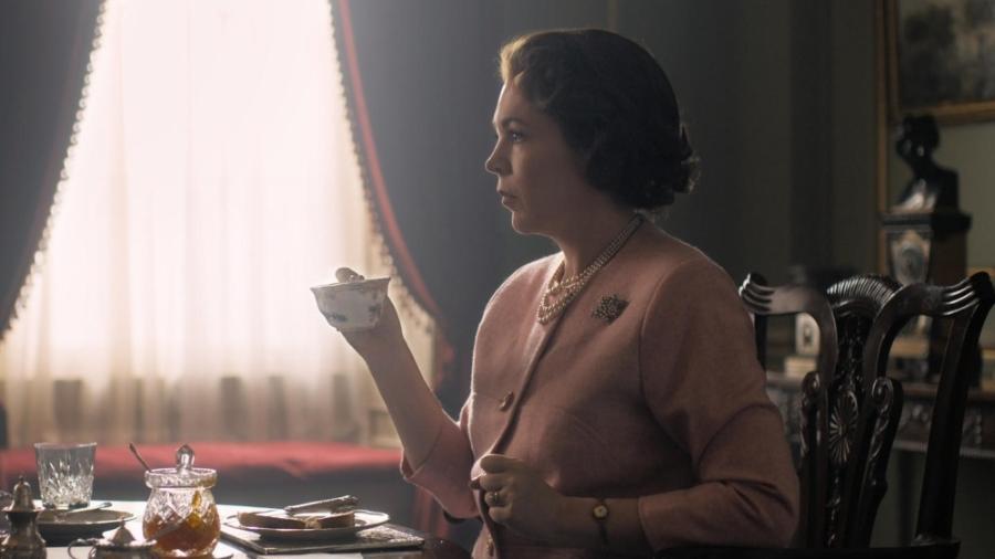 Olivia Colman como rainha Elizabeth 2ª - Divulgação