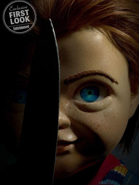 O novo boneco Chucky - Reprodução