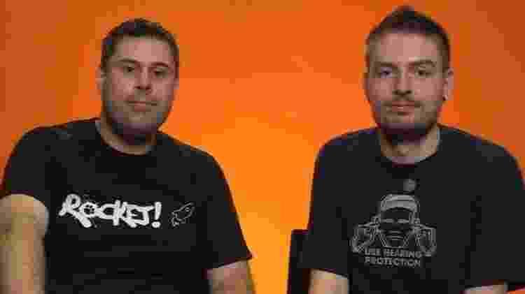 Thom e Steve estão juntos há quatro anos e se casaram no ano passado, mas nunca fizeram sexo - BBC - BBC