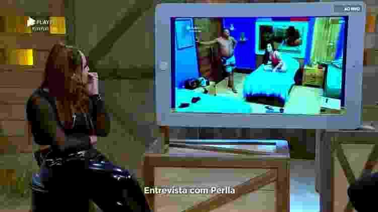 Perlla - Reprodução/RecordTV - Reprodução/RecordTV
