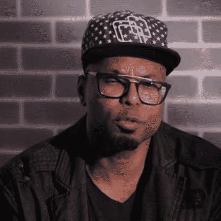 Buchecha é entrevistado por Rafael Cortez - Reprodução/Instagram
